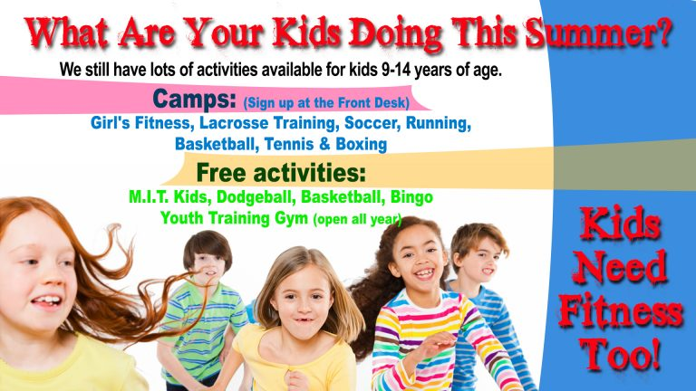 Kids summer activities available to members ages 9-14 at Red's in Lafayette, LA