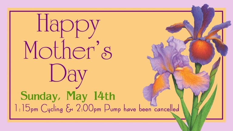 Mother's Day 2017 at Red's.